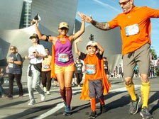 Turkey Trot Los Angeles at Walt Disney Concert Hall