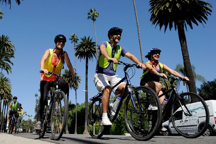 Bikes and Hikes L.A. in Beverly Hills