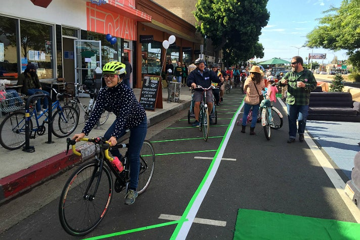 Los Angeles Great Streets Initiative