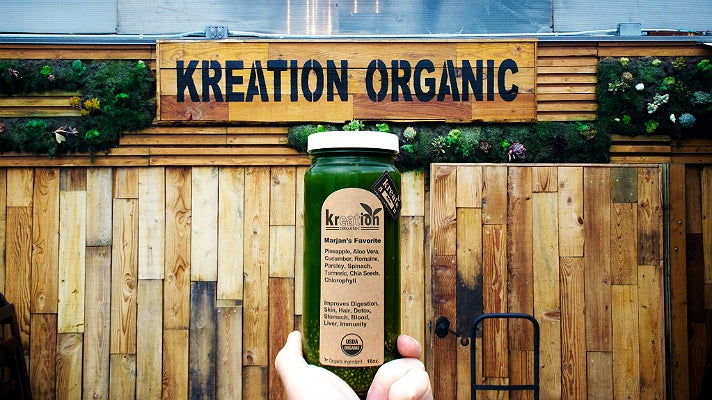 Kreation Juice