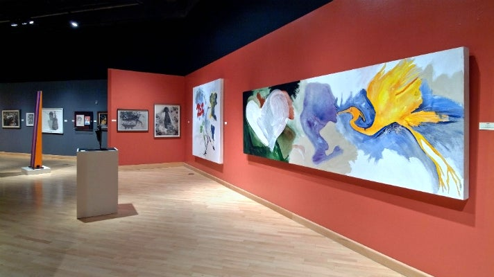 """""""Places of Validation, Art & Progression"""" exhibition at CAAM"""