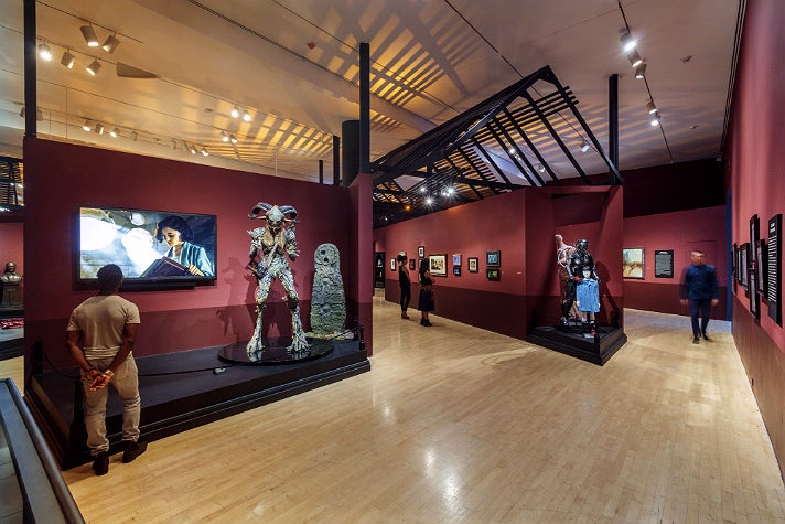 """""""Guillermo del Toro: At Home with Monsters,"""" LACMA"""