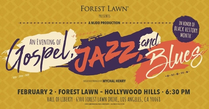 An Evening of Gospel, Jazz, and Blues at Forest Lawn Hollywood Hills