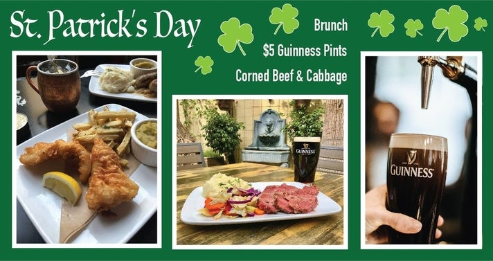 St. Patrick's Day at Cat & Fiddle