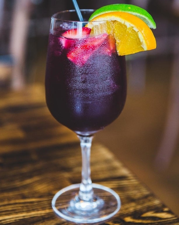 House Sangria at Bacari Restaurants