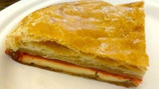 Guava cheese pastry at Café Tropical