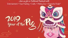 Lunar New Year Festival at the LA Waterfront