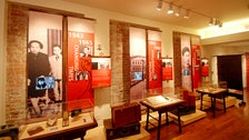"""""""Journeys"""" exhibit at the Chinese American Museum"""