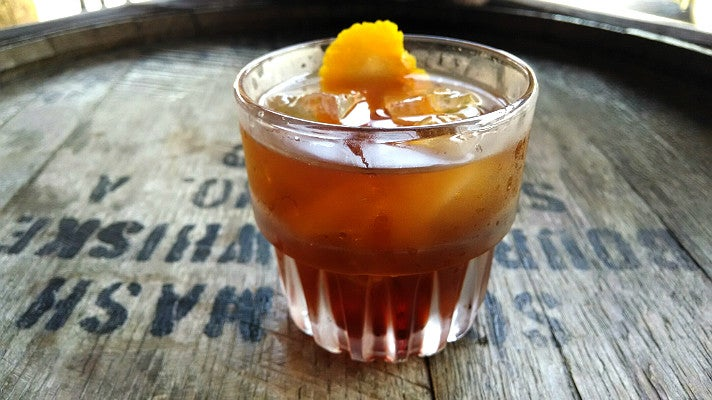 Old Fashioned at Bigfoot West