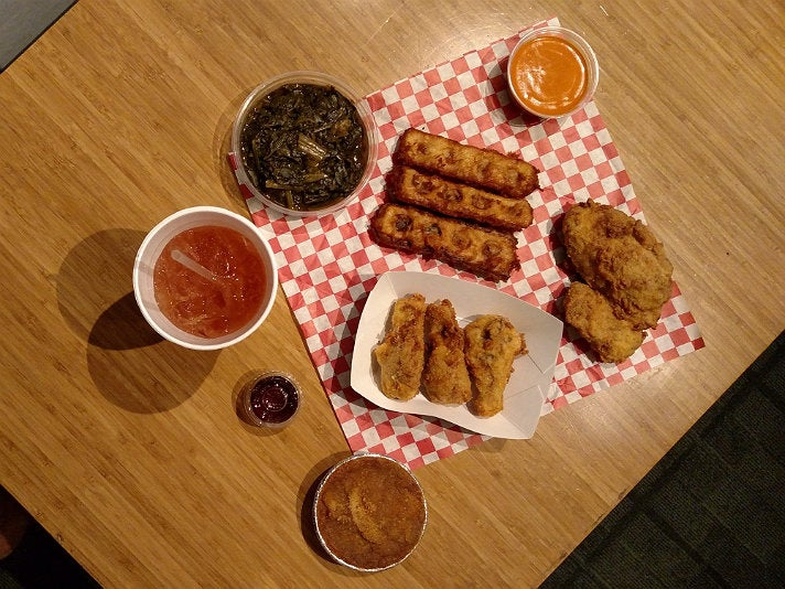 Soul food at The Spot On Pico