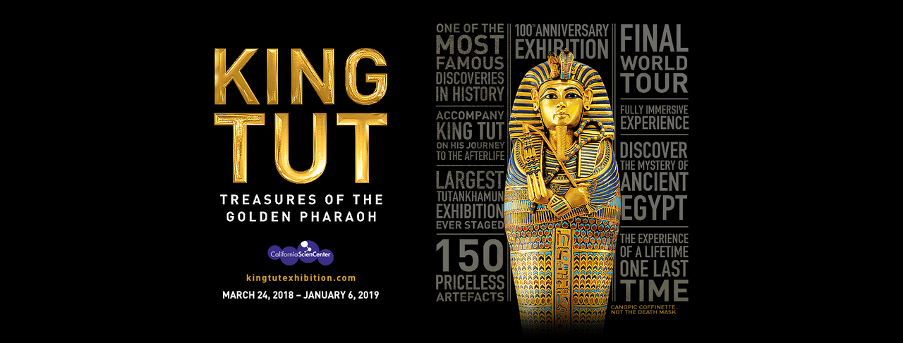 King Tut: Treasures of the Golden Pharaoh