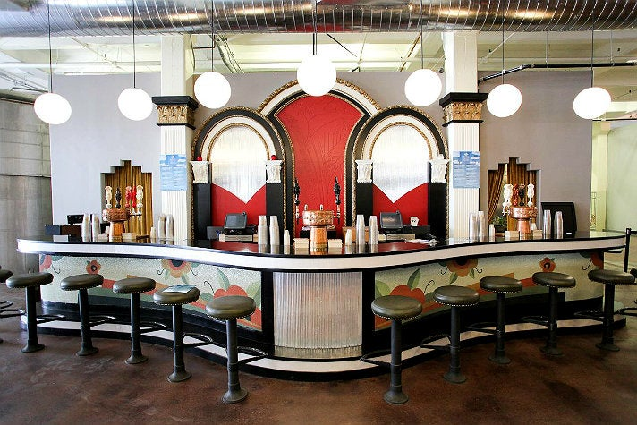 The Public House at Angel City Brewery