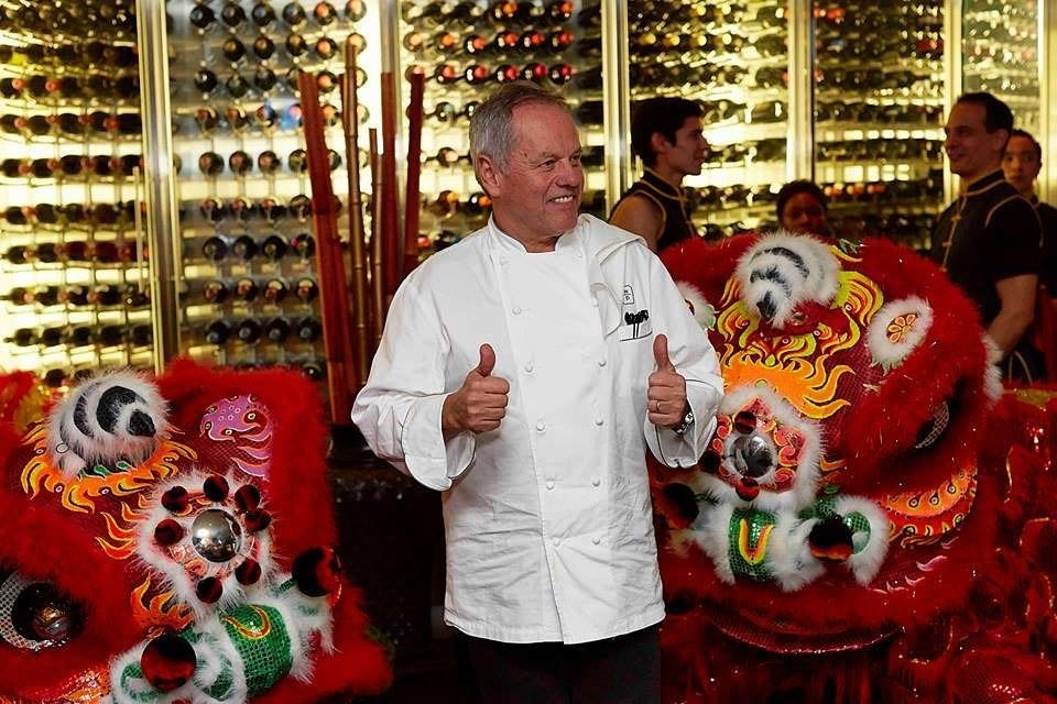 Wolfgang Puck celebrates Chinese New Year at WP24